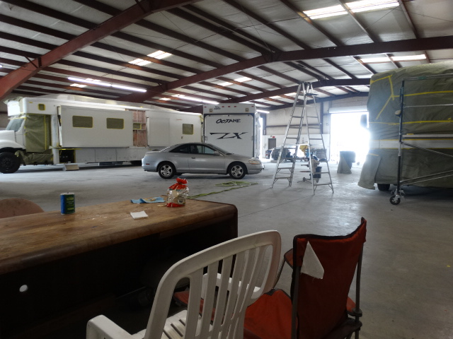 Auto Suspension Shop Near Me >> Rv Collision Center Rv Auto Body Bus Painting Party Bus Repairs