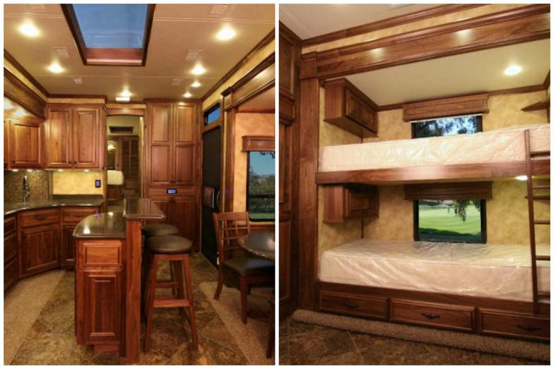 Here At RV Paint Department We Have A Complete Cabinet Shop. Flooring  Department And Upholstery To Build Your Own Custom Design From Photos.