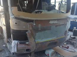 RV Repair, RV Collision , RV paint,