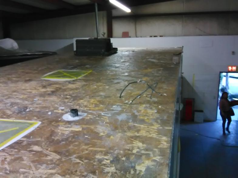 Rv Roof Repair Cabazon Rv Roof Repair Motorhome Body